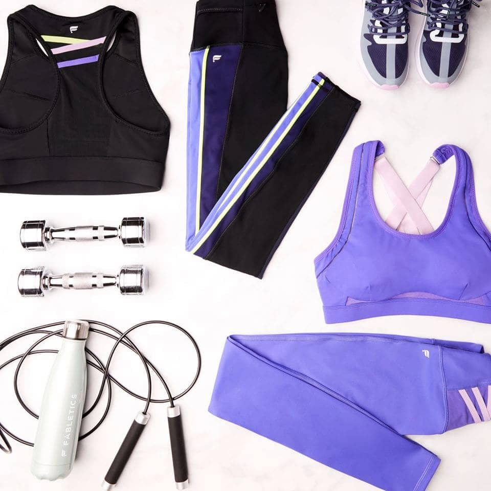 fitness subscription boxes